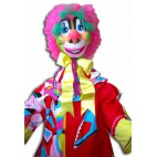 Clown Pink Hair 3