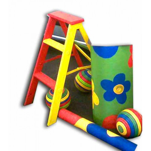 Clown Stepladder