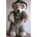 Teddy Animated Woodchopper